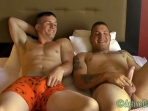 Finn's 1st Time Sucking With Nick - Active Duty - Men of Gay Military Porn - Photo #3
