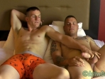 Finn's 1st Time Sucking With Nick - Active Duty - Men of Gay Military Porn - Photo #4