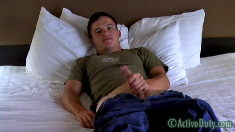 Bruce's 1st Time Sucking With Marty - Active Duty - Men of Gay Military Porn - Photo #2