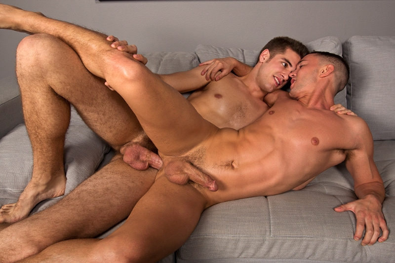 Jess & Ryan Bareback - Sean Cody - Photo #11