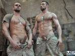 Sergeant's Orders - Damien Crosse - Scott Carter - Drill My Hole - Men of Gay Porn - Photo #4