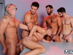 The Hacker - Dean Monroe - Shane Frost - Jessie Colter - Damien Stone - Trenton Ducati - Jizz Orgy - Men of Gay Porn - Photo #8
