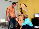 Photo Shooter - Christopher Daniels - Tommy Defendi - Rocco Reed - Drill My Hole - Men of Gay Porn - Photo #5