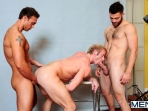 Photo Shooter - Christopher Daniels - Tommy Defendi - Rocco Reed - Drill My Hole - Men of Gay Porn - Photo #9