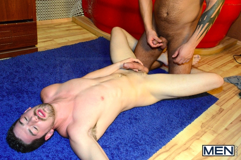 Men In Budapest - Episode #2 - Andrew Stark - Marco Hell - Str8 To Gay - Men of Gay Porn - Photo #15