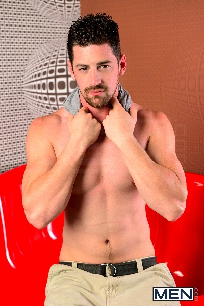 Men In Budapest - Episode #2 - Andrew Stark - Marco Hell - Str8 To Gay - Men of Gay Porn - Photo #4