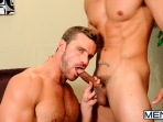 Calling In Sick - Topher Di Maggio - Landon Conrad - Drill My Hole - Men of Gay Porn - Photo #10