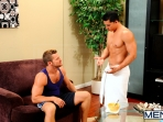Calling In Sick - Topher Di Maggio - Landon Conrad - Drill My Hole - Men of Gay Porn - Photo #8
