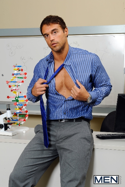 Chemistry Prank - Tyler Sweet - Rocco Reed - Big Dicks At School - Photo #1
