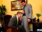 Touchy Boss - Colby Jansen - Rocco Reed - The Gay Office - Men of Gay Porn - Photo #6