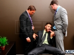 The Promotion - Tommy Defendi - Rocco Reed - Andrew Stark - The Gay Office - Men of Gay Porn - Photo #9