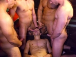 Men In Budapest - Episode #6 - Marcus Ruhl - Jeffrey Branson - Gabe Russel - James Jones - Akos Zentay - Jizz Orgy - Men of Gay Porn - Photo #14