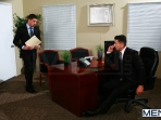 Sext In The Workplace - Trenton Ducati - Ty Roderick - The Gay Office - MEN.COM - Photo #4