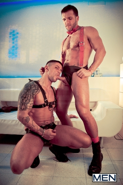 Striptease - Goran - Donato Reyes - Drill My Hole - MEN.COM - Men of Gay Porn - Photo #4