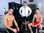 The Ex Boyfriend - Marcus Ruhl - Duncan Black - Jack King - Drill My Hole - MEN.COM - Men of Gay Porn - Photo #1