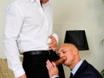 The Political Convention - John Magnum - Rocco Reed - The Gay Office - MEN.COM - Men of Gay Porn - Photo #8