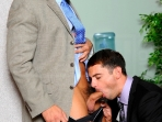 Last Day On The Job - Rocco Reed - Donny Wright - The Gay Office - Men of Gay Porn - Photo #10