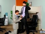 Last Day On The Job - Rocco Reed - Donny Wright - The Gay Office - Men of Gay Porn - Photo #8