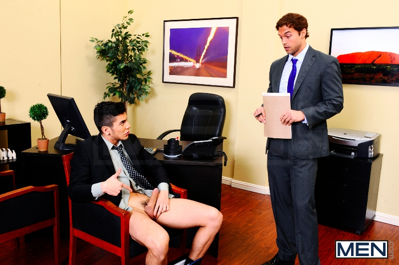 Entry Level - Rocco Reed - Lance Luciano - The Gay Office - Photo #6
