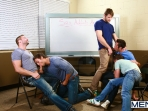 Sex Addicks Anonymous - Trevor Knight - Colby Keller - Colby Jansen - Rocco Reed - Mike De Marko - Jizz Orgy - Photo #8
