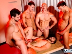 Undercover - Part 3 - John Magnum - Phenix Saint - Tommy Defendi - Rocco Reed - Donny Wright - Jizz Orgy - Photo #17