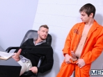 Prison Shower 4 - Johnny Rapid - Landon Conrad - Cooper Reed - Drill My Hole - Photo #5