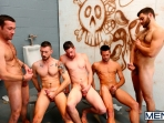 Tales Of The John - Part 3 - Trevor Knight - Tommy Defendi - Andrew Stark - Mike De Marko - Troy Daniels - Jizz Orgy - Photo #17