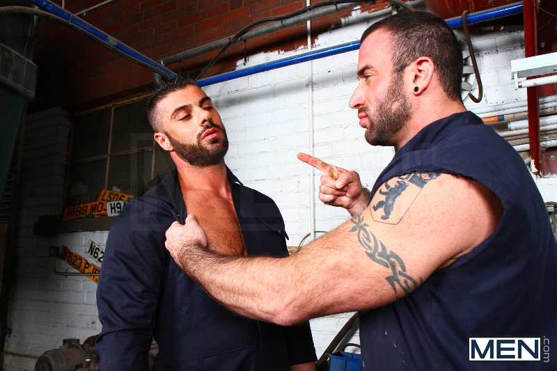Late For Work - Spencer Reed - Alex Marte - Drill My Hole - Photo #1