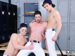 Major League Part 2 - Johnny Rapid - Andrew Stark - Riley Banks - Big Dicks At School - Photo #1