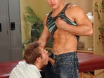Lost Balls - Topher Di Maggio - Ryan Rockford - Str8 To Gay - Men of Gay Porn - Photo #6