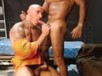 Community Service - David Dirdam - Francesco - D'Macho - Str8 To Gay - Photo #10