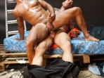 Community Service - David Dirdam - Francesco - D'Macho - Str8 To Gay - Photo #11