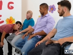 The Gay Dating Game - Robert Axel - Tommy Defendi - Tony Newport - Rocco Reed - Zane Michaels - Jizz Orgy - Photo #8