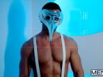 Masked - Damien Crosse - Donato Reyes - Drill My Hole - Photo #1