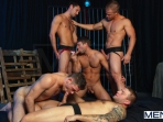 Spice It Up - Duncan Black - Donny Wright - Liam Magnuson - Colby Jansen - Bobby Clark - Jizz Orgy - Photo #13
