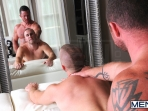 Spying On The Neighbor - Atticus Benson - Charlie Harding - Drill My Hole - Men of Gay Porn - Photo #11