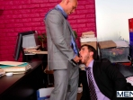 Law And Hoarder - John Magnum - Bryce Star - The Gay Office - Photo #6