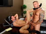 Stiff As A Board - Spencer Fox - Colby Jansen - The Gay Office - Photo #15