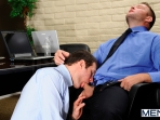 Stiff As A Board - Spencer Fox - Colby Jansen - The Gay Office - Photo #5