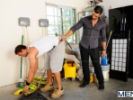 The Landscaper - Rocco Reed - Marcus Ruhl - Str8 To Gay - Photo #7