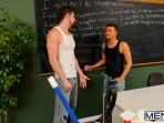 Janitor's Job - Brandon Wilde - Andrew Stark - Big Dicks At School - Photo #4