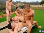 Pool Party - Philip Aubrey - Adam Killian - Jessie Colter - Trenton Ducati - Hans Berlin - Jizz Orgy - Photo #19