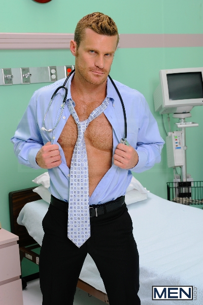 Gay's Anatomy 2 - Landon Conrad - Marcus Ruhl - Drill My Hole - Men - Photo #4