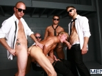 Reservoir Dicks - Gavin Waters - Mitch Vaughn - Tommy Defendi - Rex Roddick - Bobby Clark - Jizz Orgy - Men of Gay Porn - Photo #10
