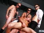 Reservoir Dicks - Gavin Waters - Mitch Vaughn - Tommy Defendi - Rex Roddick - Bobby Clark - Jizz Orgy - Men of Gay Porn - Photo #11