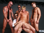 Reservoir Dicks - Gavin Waters - Mitch Vaughn - Tommy Defendi - Rex Roddick - Bobby Clark - Jizz Orgy - Men of Gay Porn - Photo #13