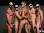 Reservoir Dicks - Gavin Waters - Mitch Vaughn - Tommy Defendi - Rex Roddick - Bobby Clark - Jizz Orgy - Men of Gay Porn - Photo #17