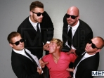 Reservoir Dicks - Gavin Waters - Mitch Vaughn - Tommy Defendi - Rex Roddick - Bobby Clark - Jizz Orgy - Men of Gay Porn - Photo #5