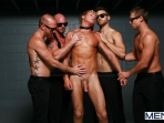 Reservoir Dicks - Gavin Waters - Mitch Vaughn - Tommy Defendi - Rex Roddick - Bobby Clark - Jizz Orgy - Men of Gay Porn - Photo #7