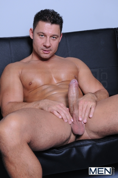 Loan Officer - Robert Van Damme - Chase Austin - Str8 To Gay - Men of Gay Porn - Photo #1